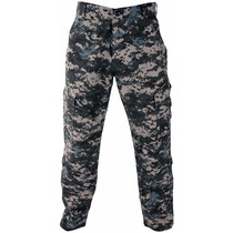 Pantalon Tactico Cargo Camuflado Digital Acu Mod Inclinado