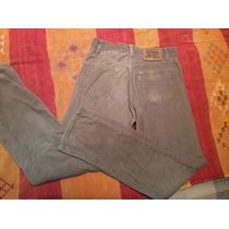 Pantalon De Corderoy Levis Hombre 512 W30 L32