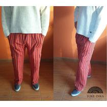 Pantalón Bali Ecua/per, Unisex, Talles Y Colores - Toke Inka