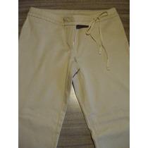 Pantalón Akiabara - Sport - Tipo Crop Pant - Talle 3 - Beige