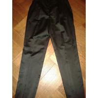 Pantalon De Raso De Fiesta Negro
