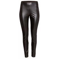 Treggings Calzas Leggings Cuero Gamuza H&m Nuevas Importadas