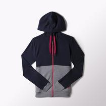 Adidas Campera C/capu Climalite Deporfan
