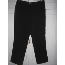 Pantalon Vestir Mujer Talle Xl Tela Tropical Impecable!