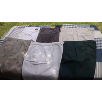Lote De Pantalones Varios De Hombre Excelente Estado