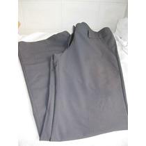 Pantalón De Vestir Oficina Ancho Oxford