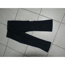 Pantalon Niña Polo Gabardina Azul Marino Finisimo!!!