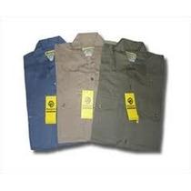 Pampero Ombu Gaucho Palenque Camisa Clasica De Trabajo