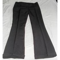 Fino Pantalón De Vestir Marca Rimmel - Para Dama