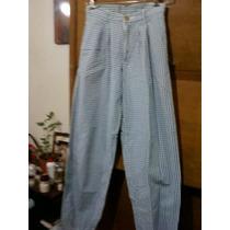 Pantalon Mujer Gaucho Oshkosh Talle 14, Cintura 36cm. !!!