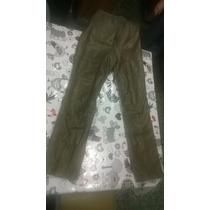 Pantalon Cuero Dama Moderno Chupin