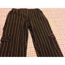 Pantalón Estilo De Jamaica Talle Chico