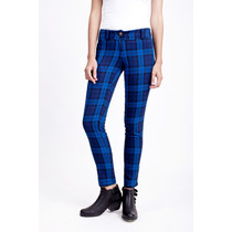 Pantalon Patricia Chupin Escoces Estancias Chiripa