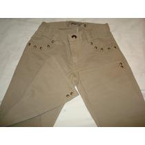 Pantalón De Gabardina Para Nena Talle 12