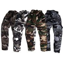 Pantalon Camuflado Niño - Jeans710