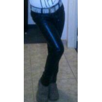 Pantalon Simil Cuero Excelente Estado Talle 8