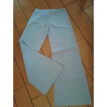 Pantalón Lila Vintage T M.botamanga Ancha.caida.medidas
