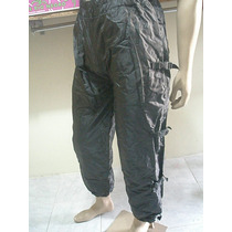 Pantalon De Abrigo Desmontable.ideal Motociclistas