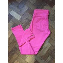 Pantalon Chupin Color Chicle
