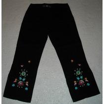 Pantalon Pescador Marca Jeans Rio Talle 26 C/nuevo