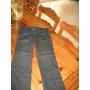 Pantalon De Vestir De Jean Negro O Azul De Bachino Nuevos