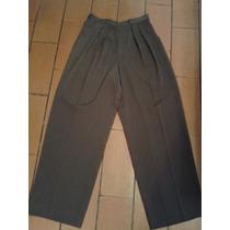 Pantalon De Vestir Corte Italiano T 44 O M.medidas Y Envios