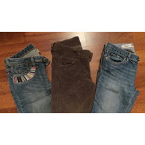 Pantalón Gap Y Cómo Quieres Talle 10 Impecables