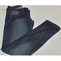 Pantalón De Jeans Mujer [azul] - Gitana Indumentaria