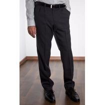 Pantalon De Vestir Tropical Pinzado Jean Cartier