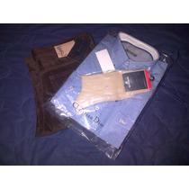 Camisas Algodon Dior Y Pantalón De Pana Ysl