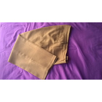 Pantalon Recto De Mujer Tiro Medio Marca Portsaid T 42