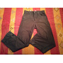 Pantalon Levis Corderoy Talle 34 Engineered