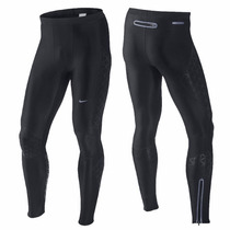 Calza Hombre Running Nike - Swift Tight Talle S