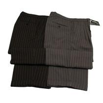 Pantalones De Tango-para Bailarines-rayado Clásico Doble