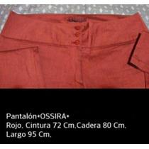 Pantalón Elastizado(sólo Probado)*ossira*rasado...!!!