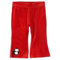 Pantalones Plush Gymboree De Usa Talles 6/12 - 12/18 Y 18/24