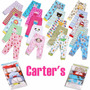 Pack Carters Pantalones Largos 5pcs. Importado Usa Temp 2016