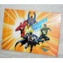 Carpeta Liga De La Justicia Batman Superman De Dibujo Nº 5
