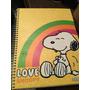 Cuaderno Universitario A4 Proarte Snoopy Rayado 100 Hojas
