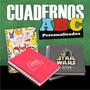 Cuaderno Abc C/alambre Doble - Personalizado