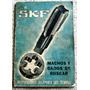 Catalogo Skf Machos Y Dados De Roscar 1949 22 Paginas