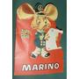 Libro Cuento Infantil Topo Gigio Marino - 1967 - Bruguera