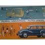 Raro Y Antiguo Folleto De Venta: Dkw Auto Union Universal