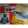 2 Folletos/catálogos De Venta: Camiones Thornycroft 1961/62