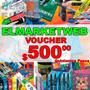 Voucher $500 En Productos De Libreria / Insumos Elmarketweb