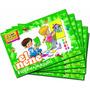 Block Dibujo El Nene (color) N°5 X 24 Hojas