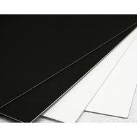 3 Passpartu 50 * 70 Cm Color Negro V Crespo