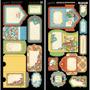 Plancha De Stickers Mother Goose Graphic 45