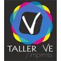 500 Sobres Oficio Ingles Impresos A 1 Color. Taller Ve