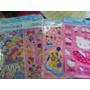 Set De 2 Plancha De Stickers Tamaño A4 De Diferentes Motivos